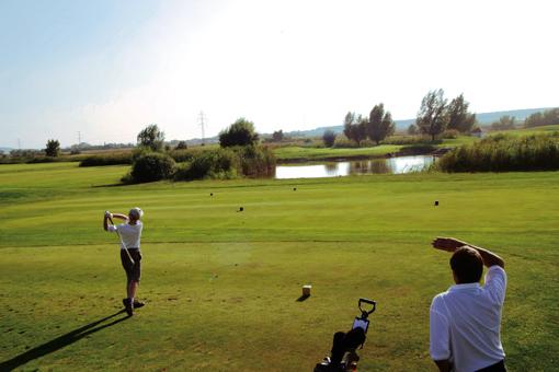 Golfplatz Donnerskirchen