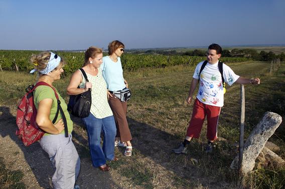 Wanderung Jois und Haneftal, Seywerth