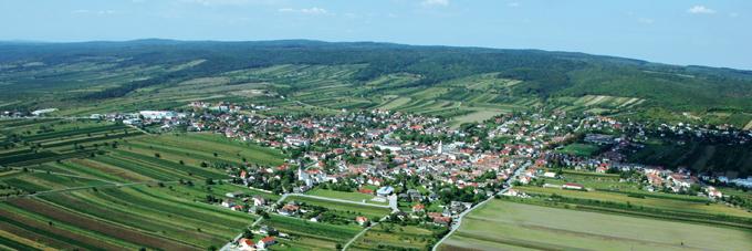 Panorama Breitenbrunn