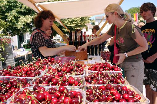 Kirschenmarkt